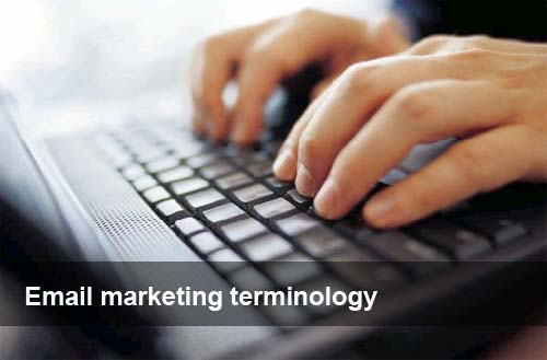 Email marketing terminology