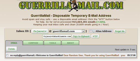 Best free disposable email providers | Thunder Mailer – Mass