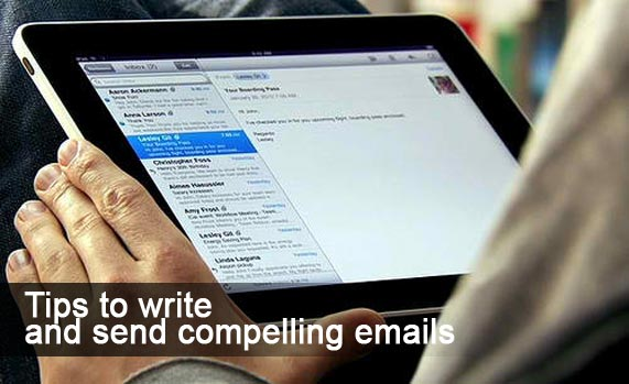 Write compelling emails