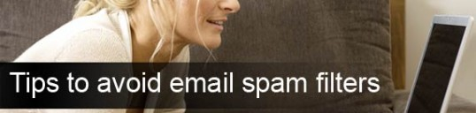 Email spam filters
